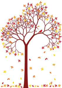 leavesfalling